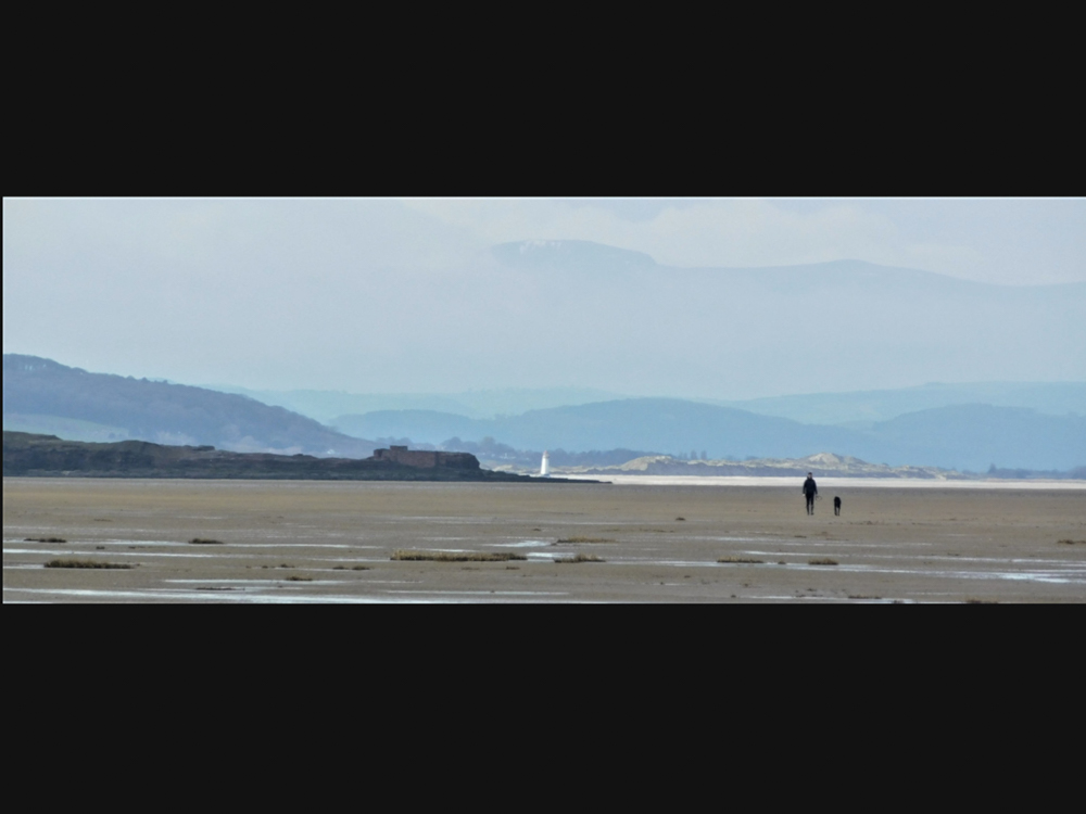 Dee Estuary and Hilbre
