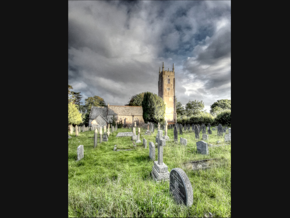 Little Torrington Church